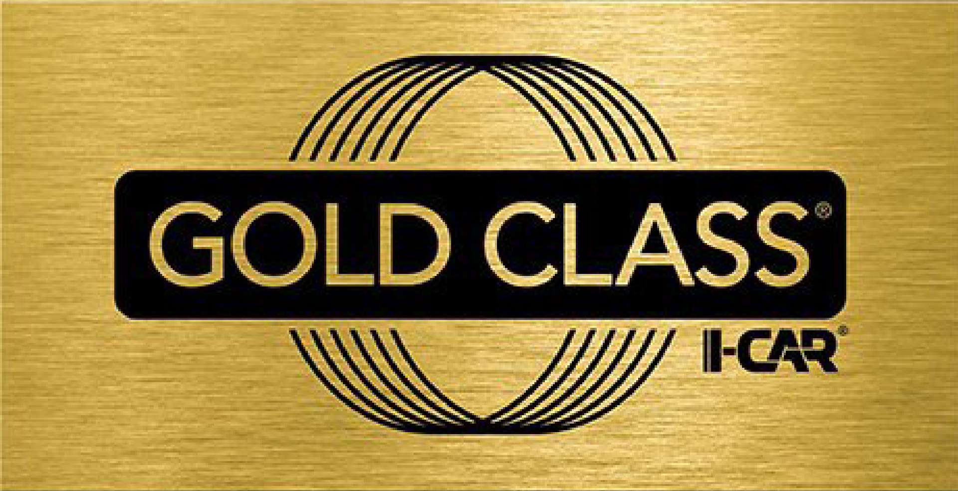 Butler Collision Center Gold Class I-CAR