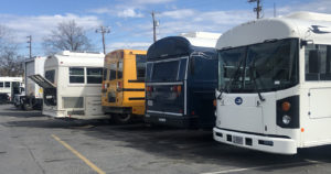 Bus Collision Repair Maryland